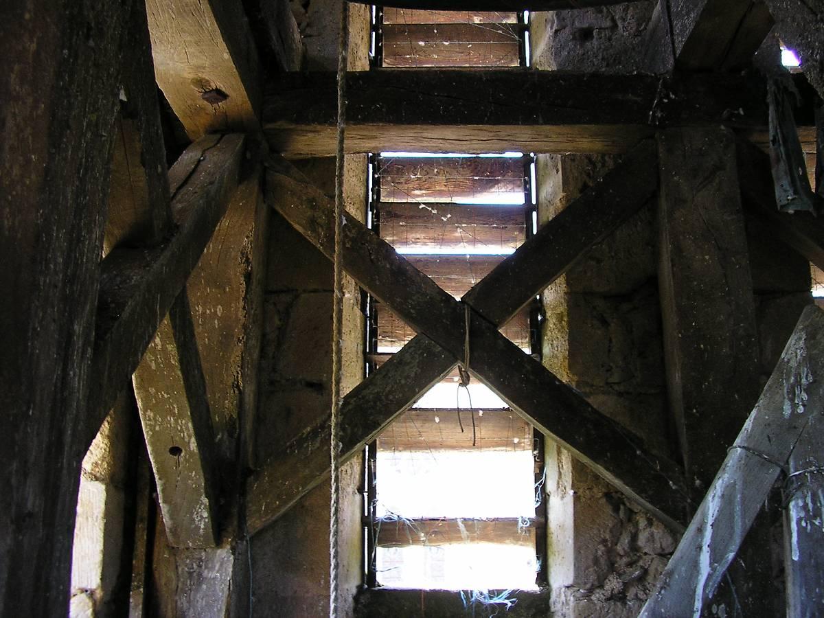 campanaire de la tour de castelnau barbarens