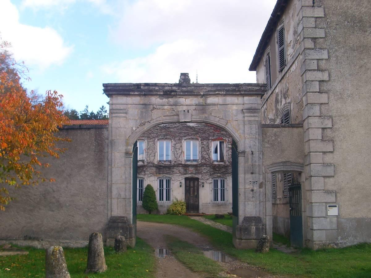 chateau a bicqueley