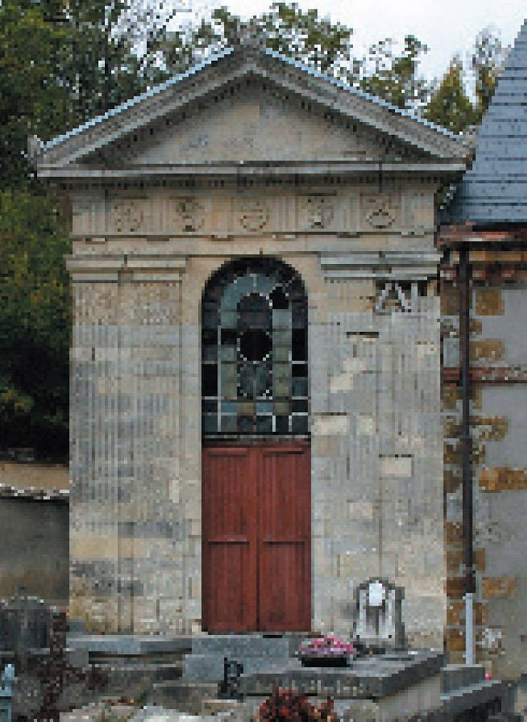 EGLISE DE VALLERY