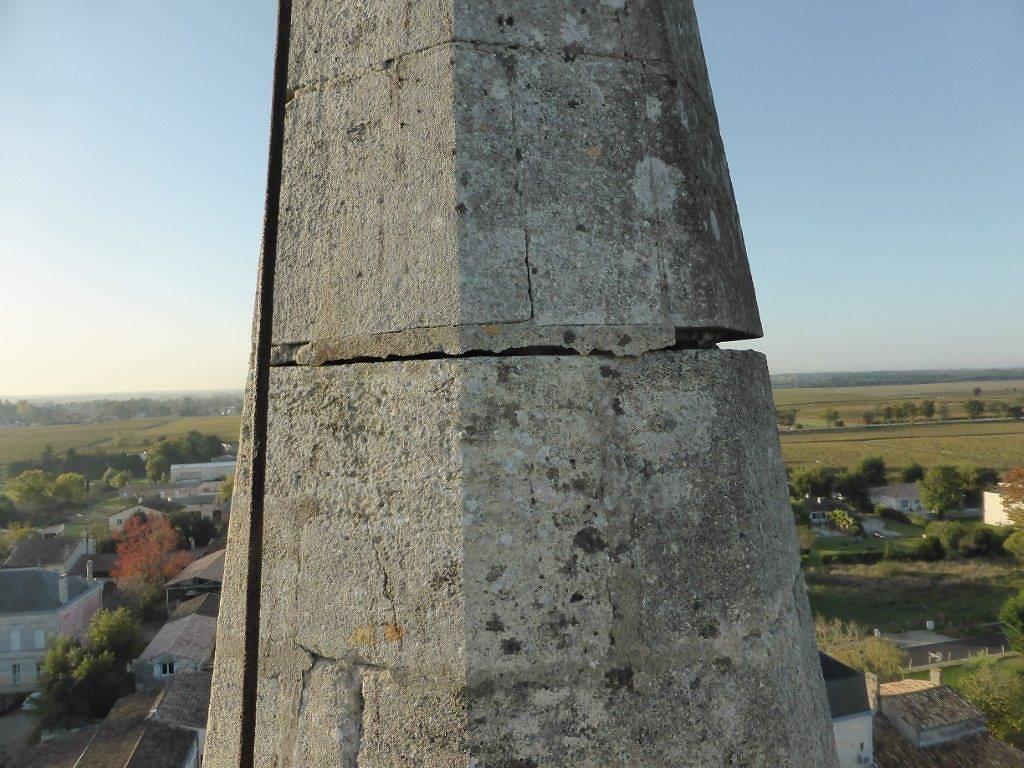 EGLISE SAINT-SYMPHORIEN À CUSSAC-FORT-MÉDOC