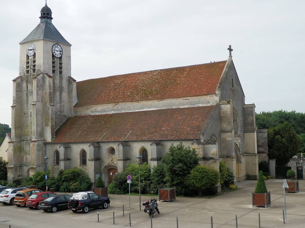 eglise saint denis de quincy voisins