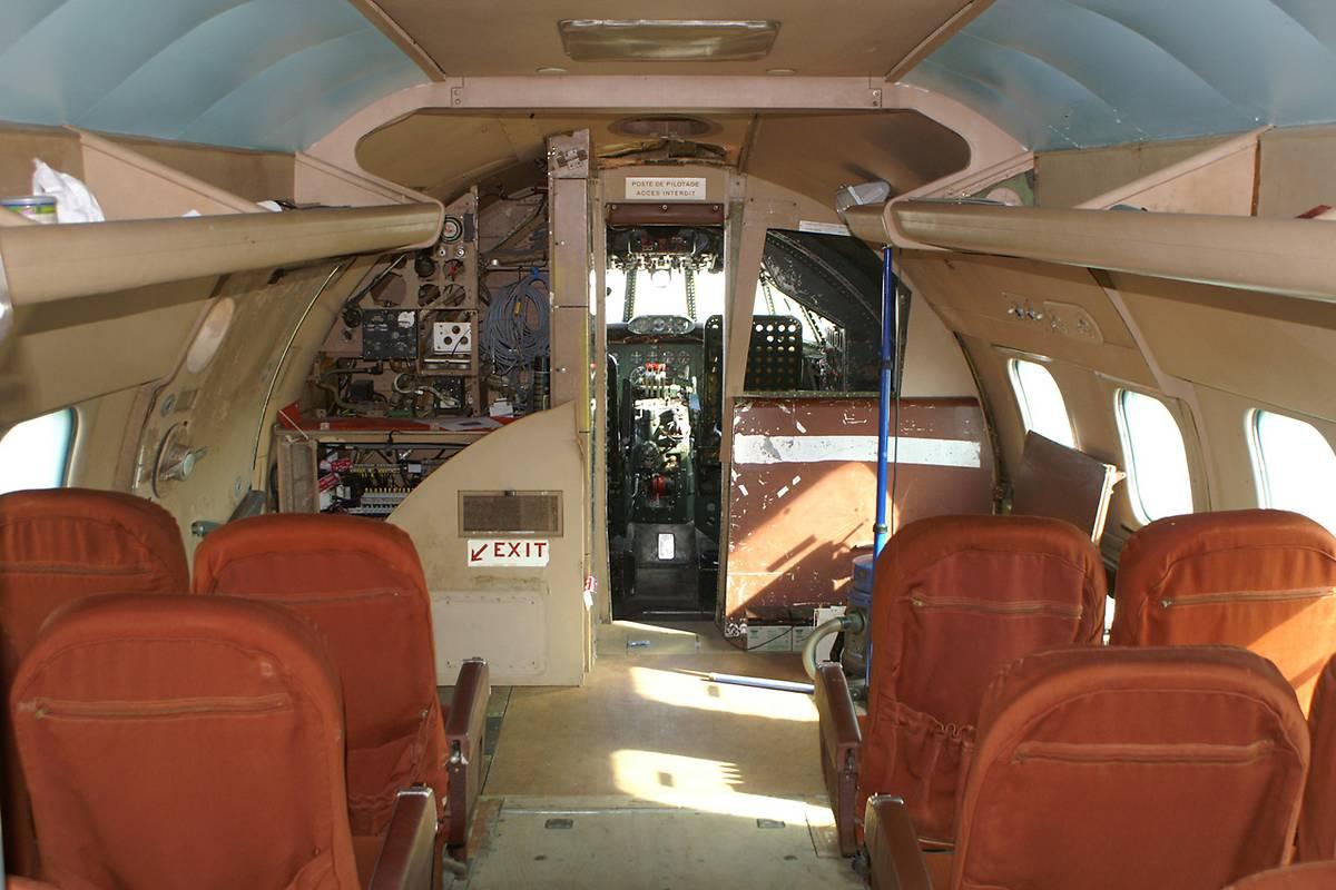 LOCKHEED L 1049 G SUPER CONSTELLATION N°4519 F-BGNJ