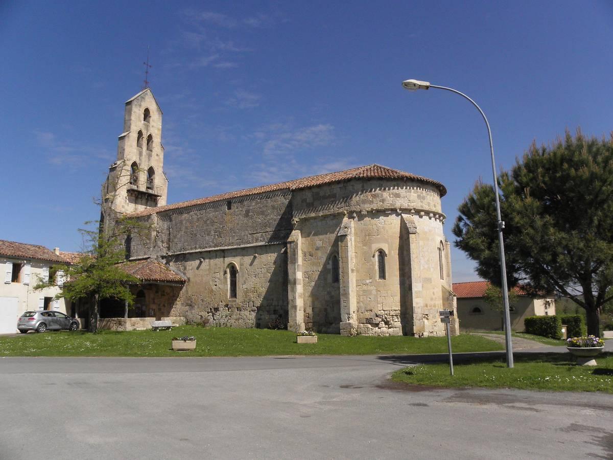 Eglise Notre-Dame de Lannes