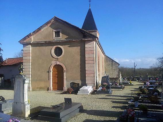 EGLISE A RATENELLE