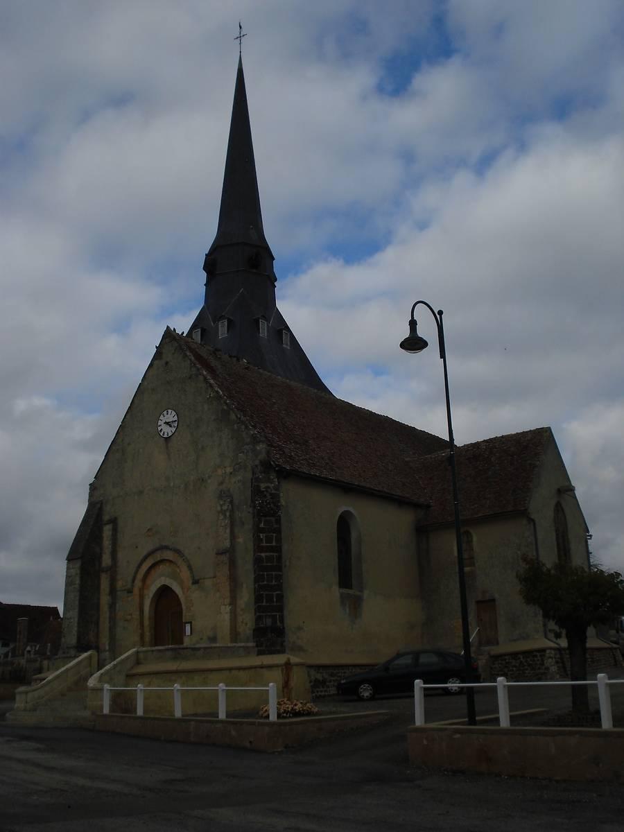 eglise saint martin de sur