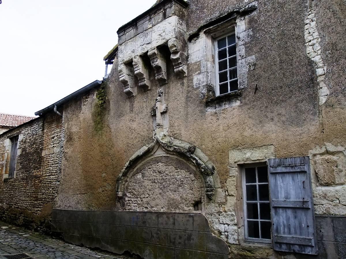 Le logis du Musicien à Mirebeau