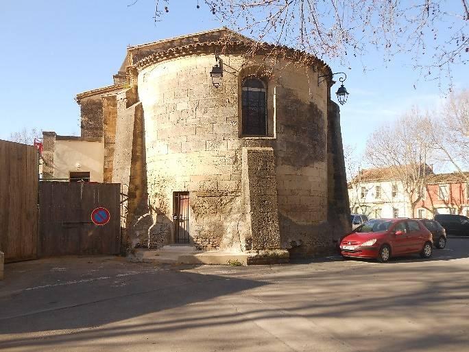 Eglise de Saint-Laurent d'Aigouze