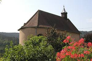 CHAPELLE DU KLOESTERLE A MOLLKIRCH