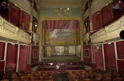 ANCIEN THEATRE DE CHATELLERAULT