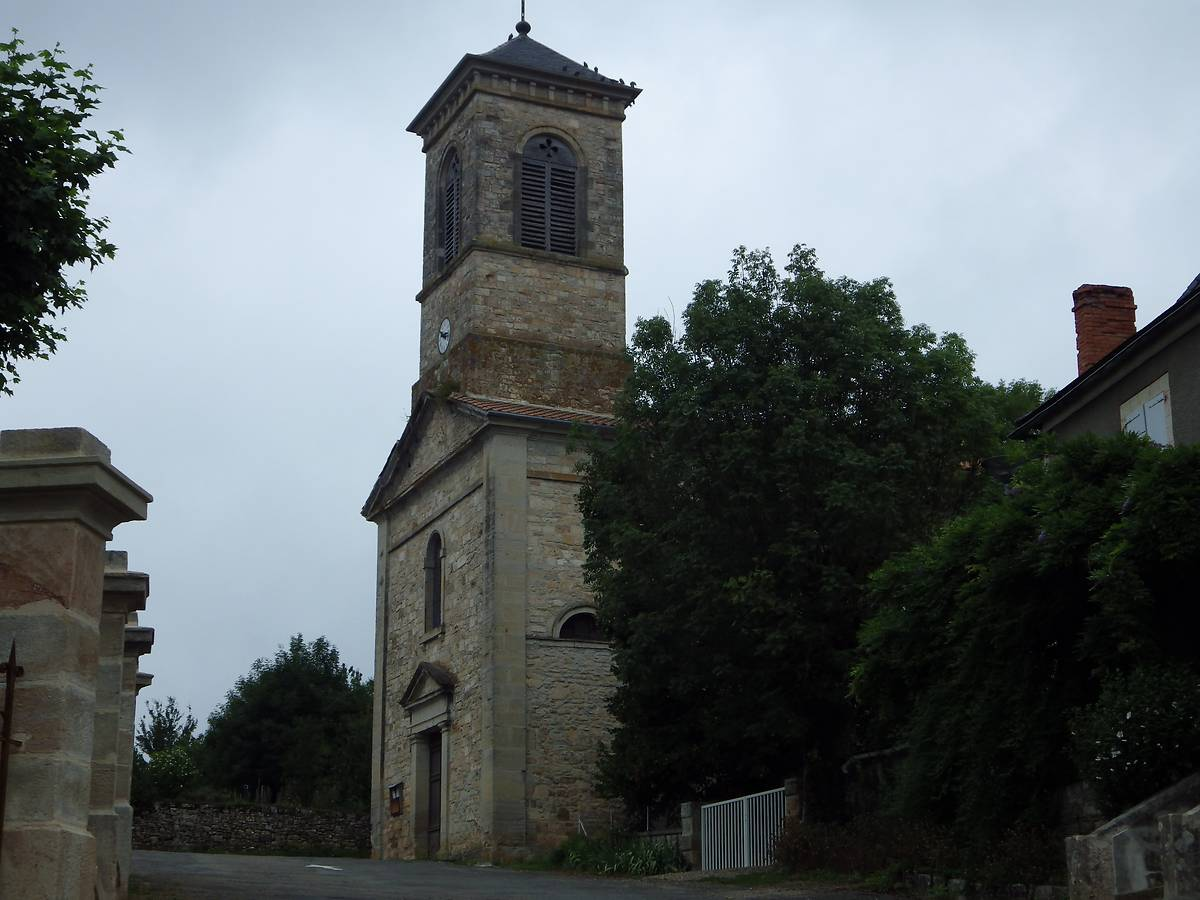 EGLISE SAINT-MARTIN DE THEMINES