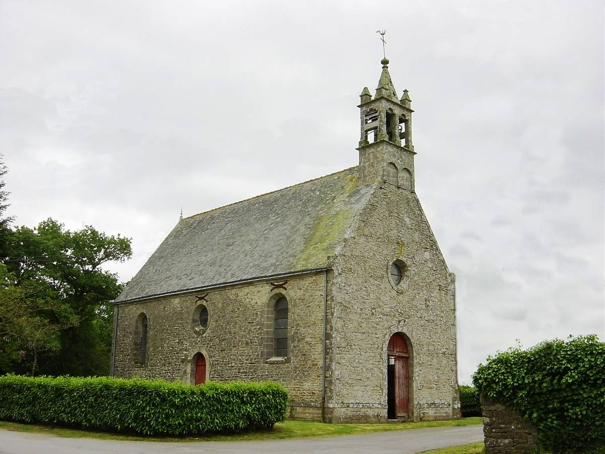 chapelle sainte suzanne a questembert