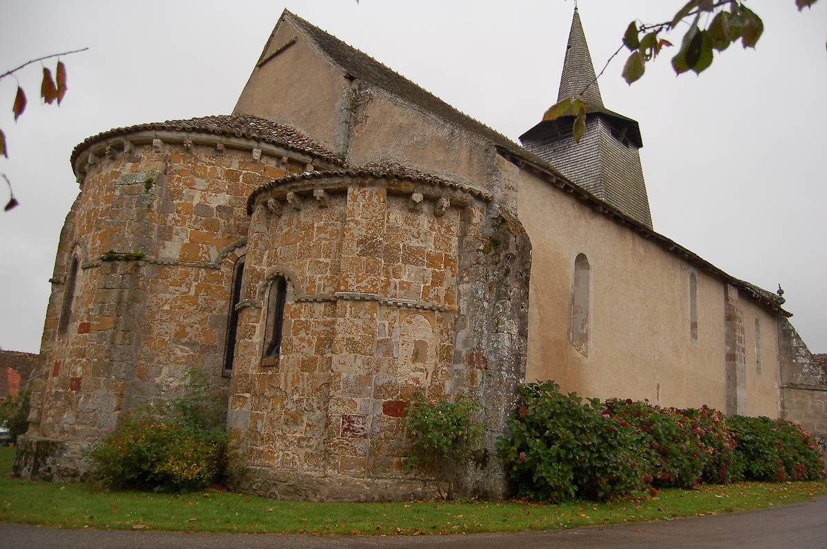 EGLISE SAINT-PAUL DE VENAS