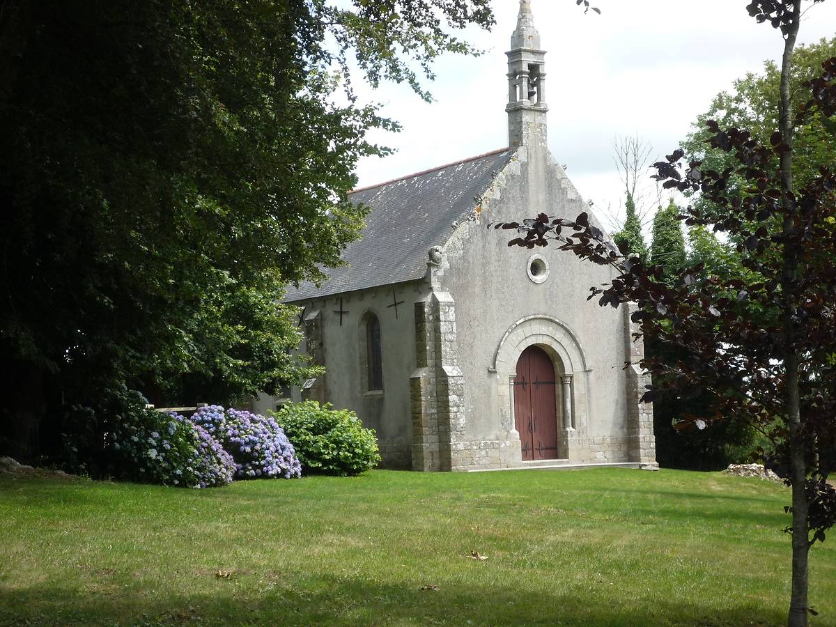CHAPELLE DE KELOU MAD A PLONEOUR LANVERN