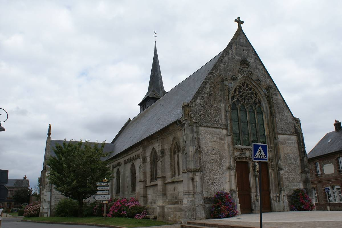EGLISE SAINT OUEN DE ROUTOT