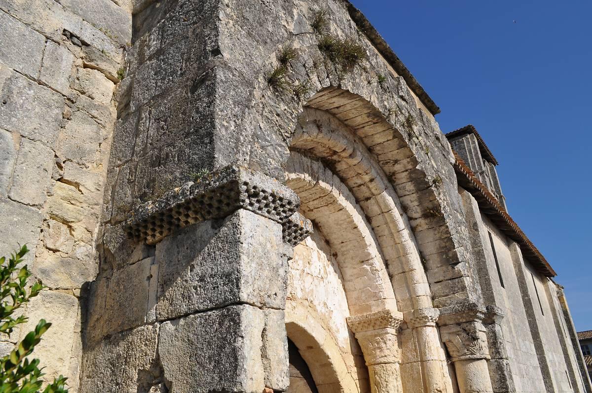 eglise saint martin de mazerat saint emilion