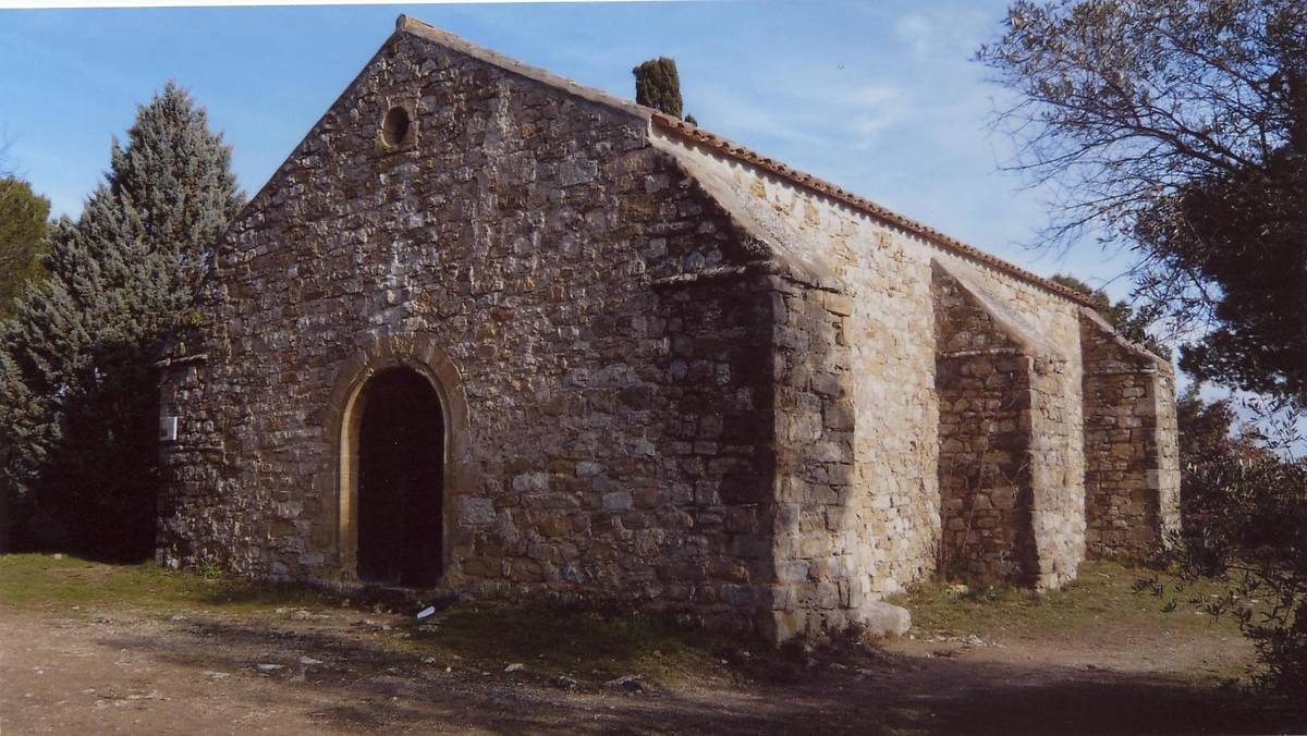 CHAPELLE SAINT-MICHEL A FUVEAU
