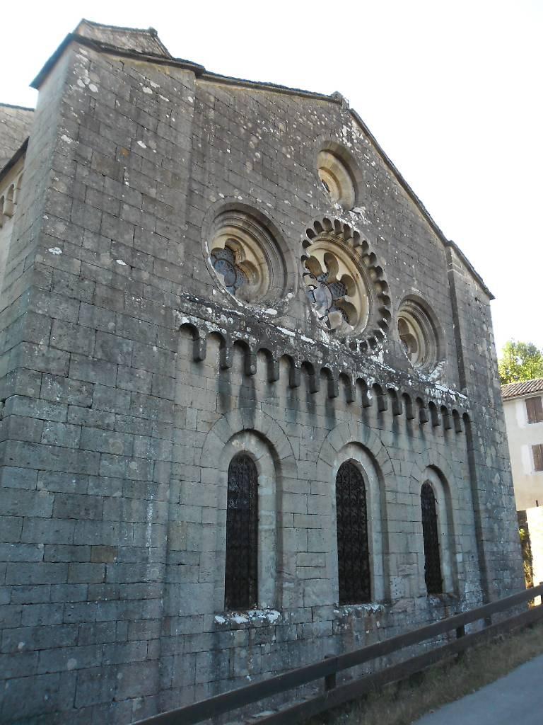 VITRAUX DE L'ABBAYE DE SYLVANES