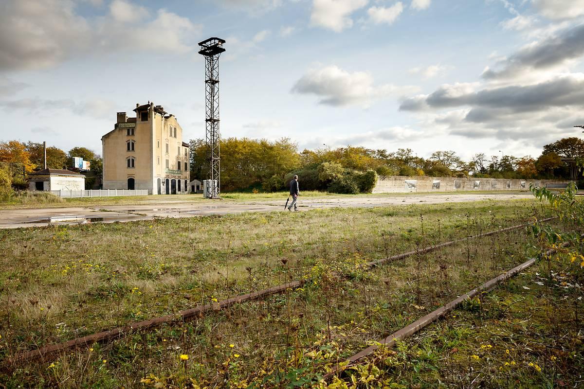 ancienne gare de deportation de bobigny