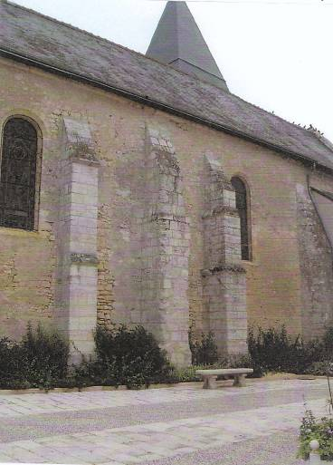 EGLISE SAINT SATURNIN DE LIMERAY