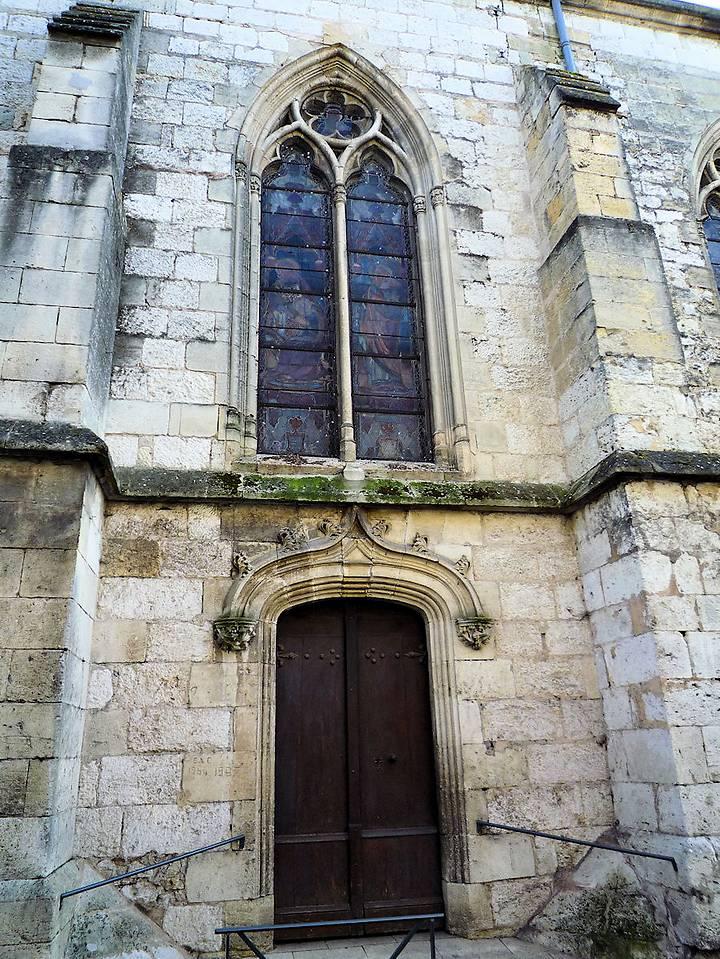 Eglise de Sainte-Foy la Grande, Dordogne