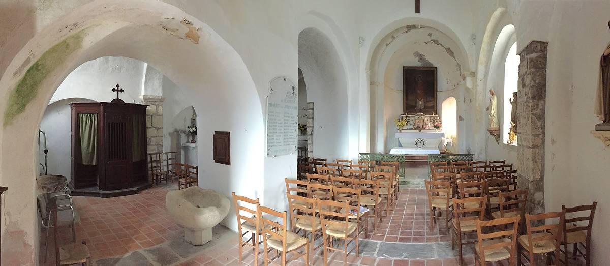 eglise de saint laurent sous coiron