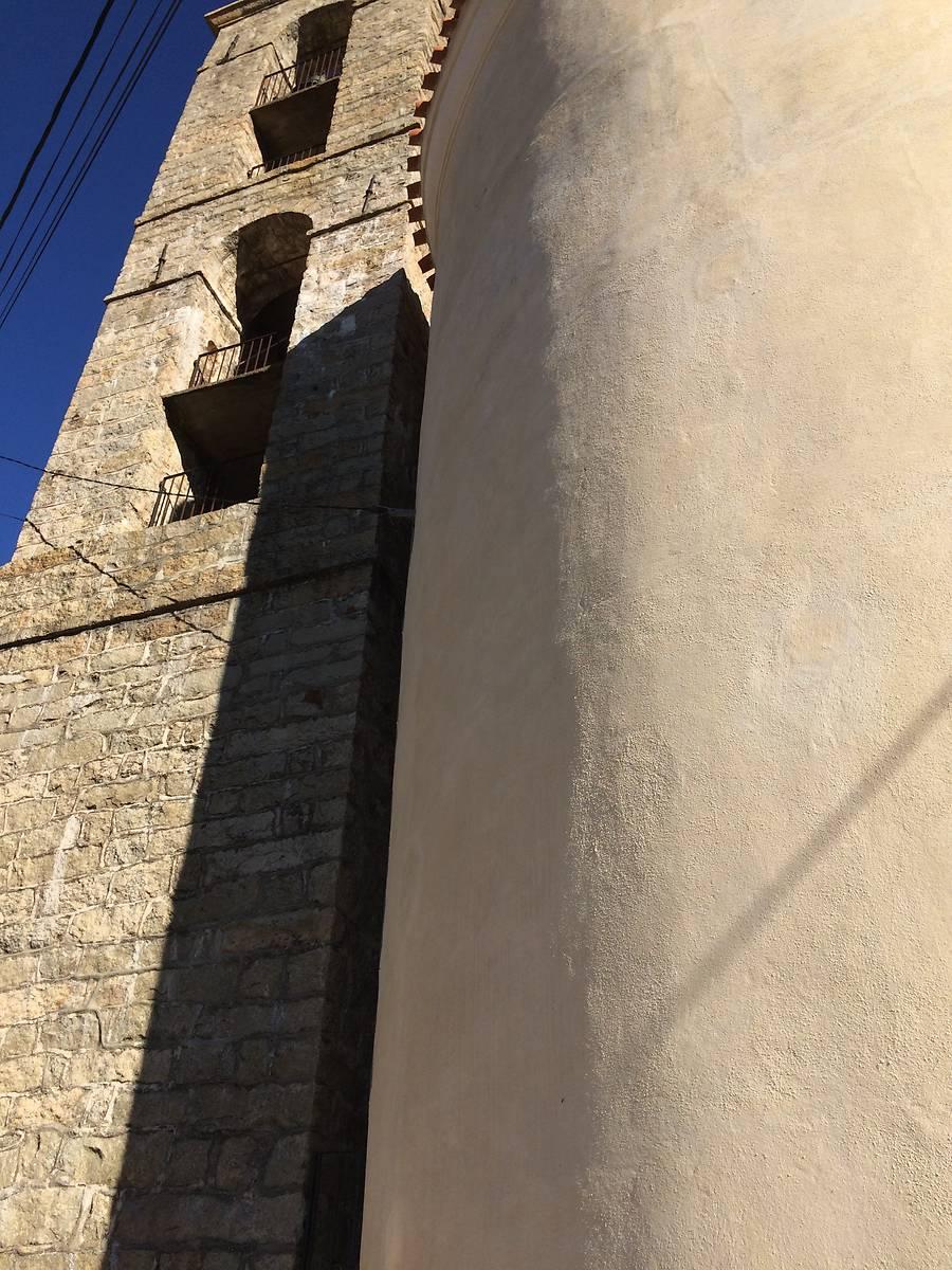 RESTAURATION DE L'EGLISE DE CRISTINACCE