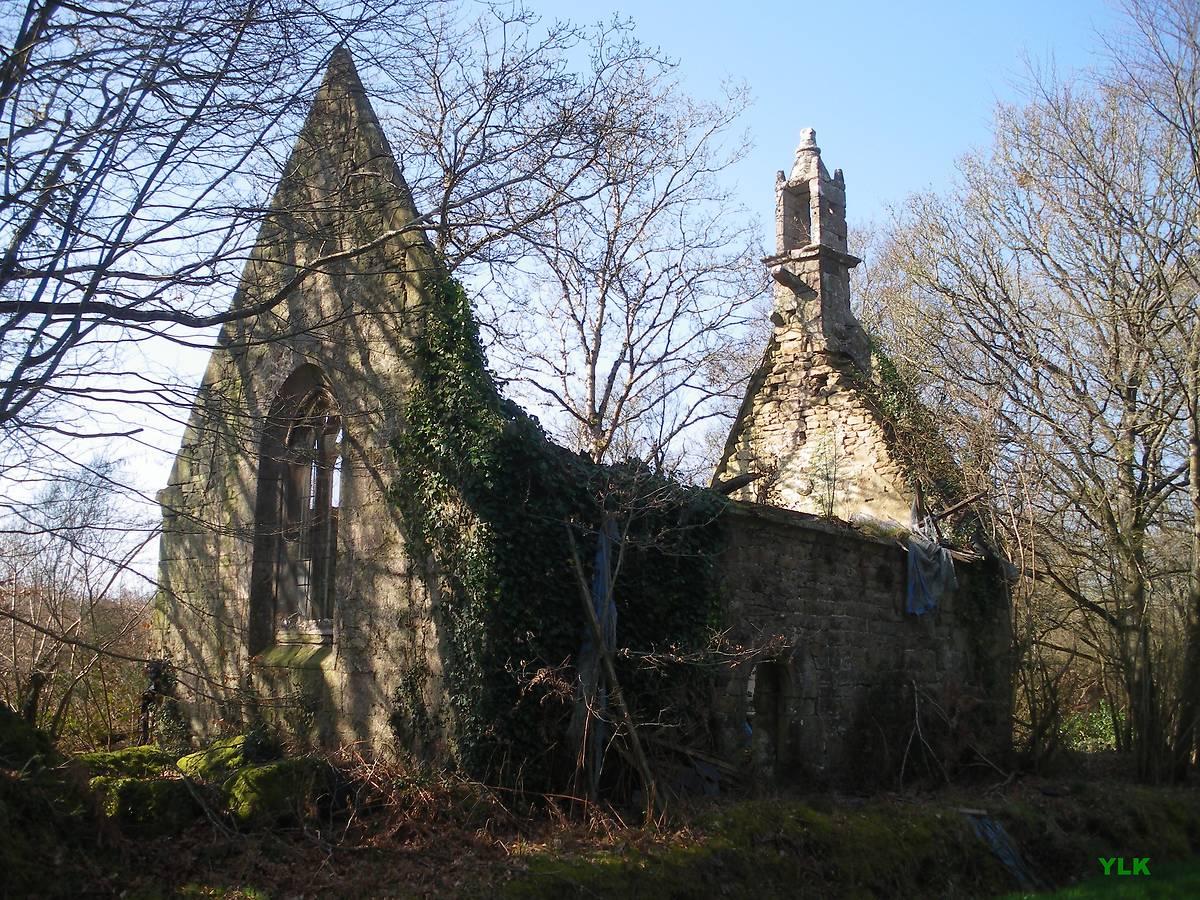 chapelle saint loup a lanvellec