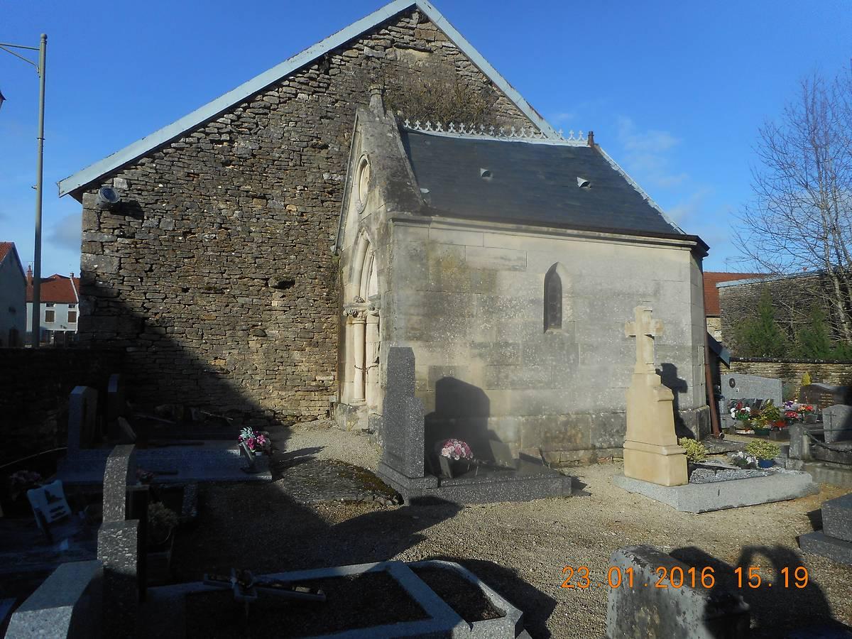 chapelle de chalancey