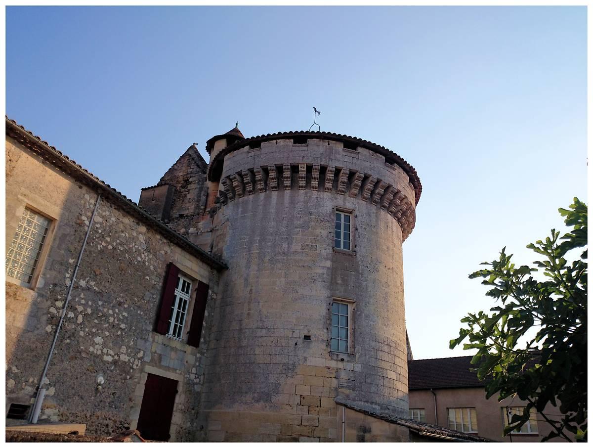 Tour de Lamothe Montravel, Dordogne