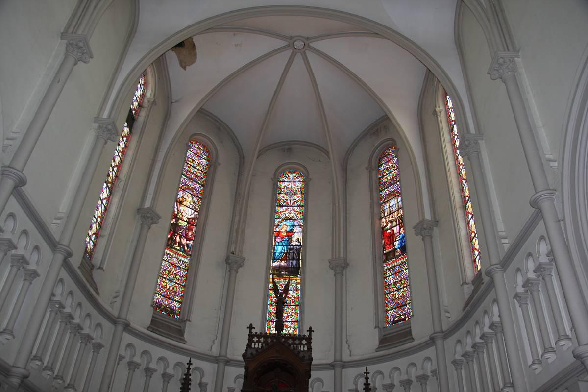 eglise saint andr de saint sylvestre cappel
