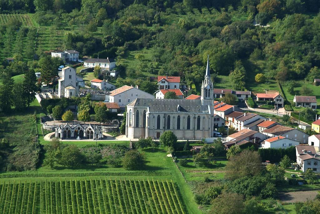 eglise saint martin a bruley