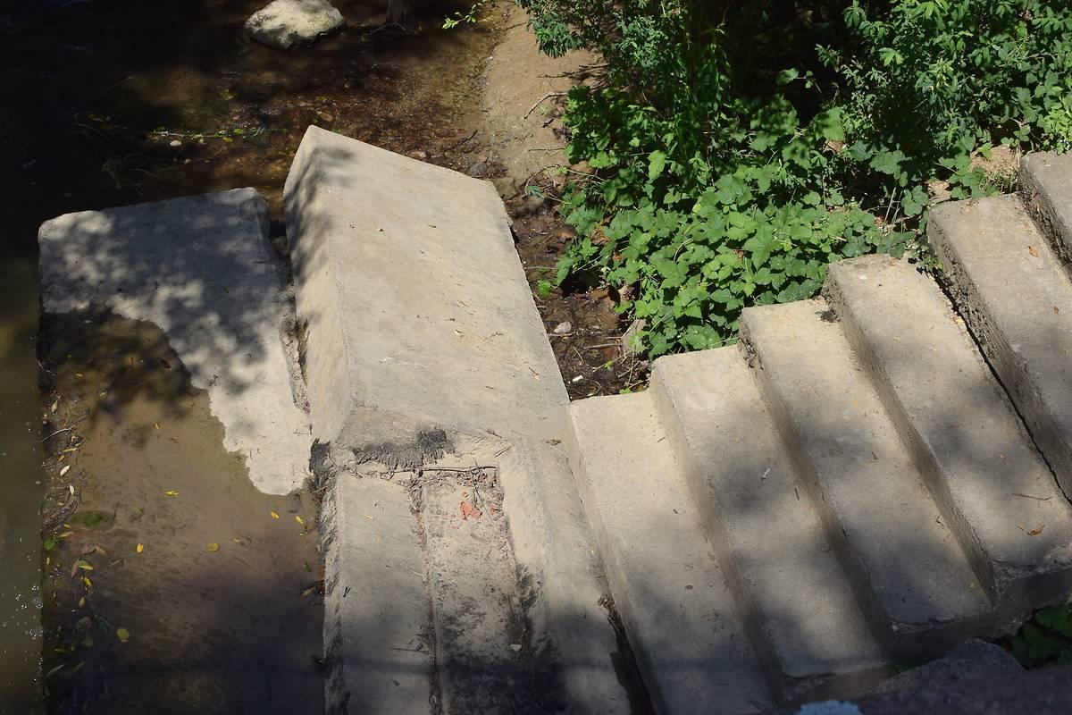 RESTAURATION DE L'ANCIEN LAVOIR DE HEIDWILLER