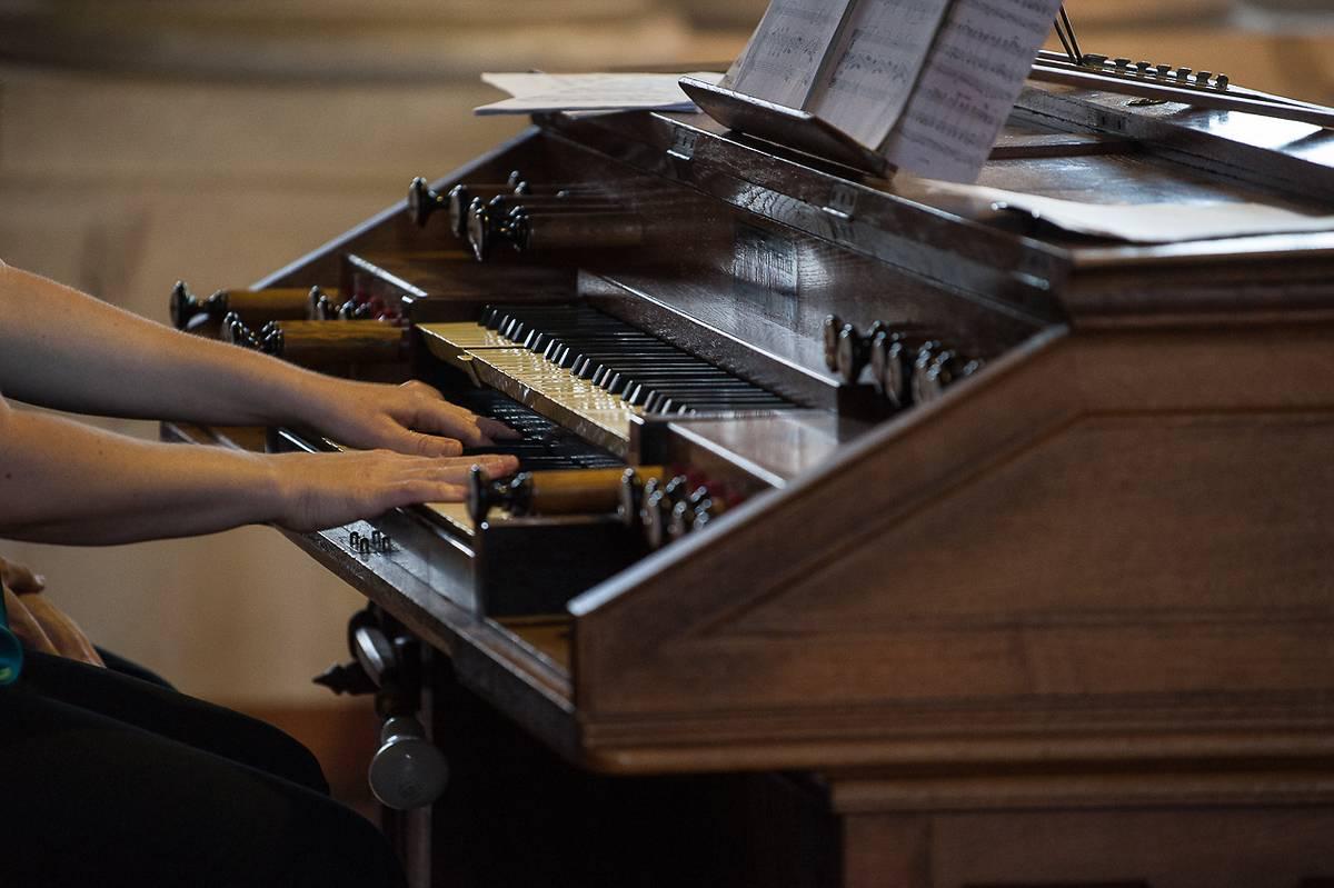 orgues de la chapelle du bon sauveur albi