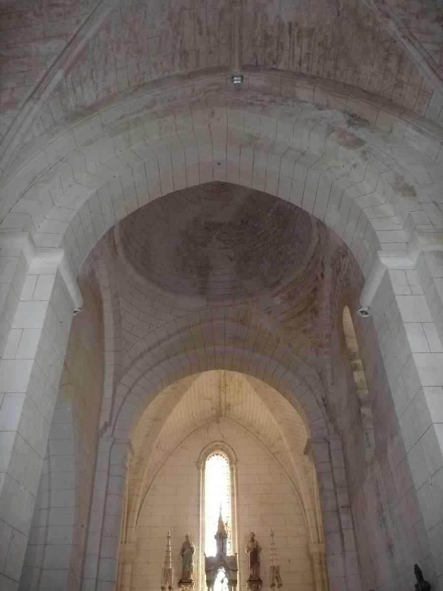 EGLISE DE CRITEUIL-LA-MAGDELEINE
