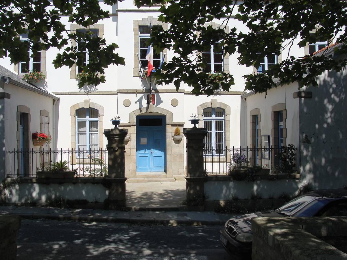 MAIRIE DE PONT-CROIX