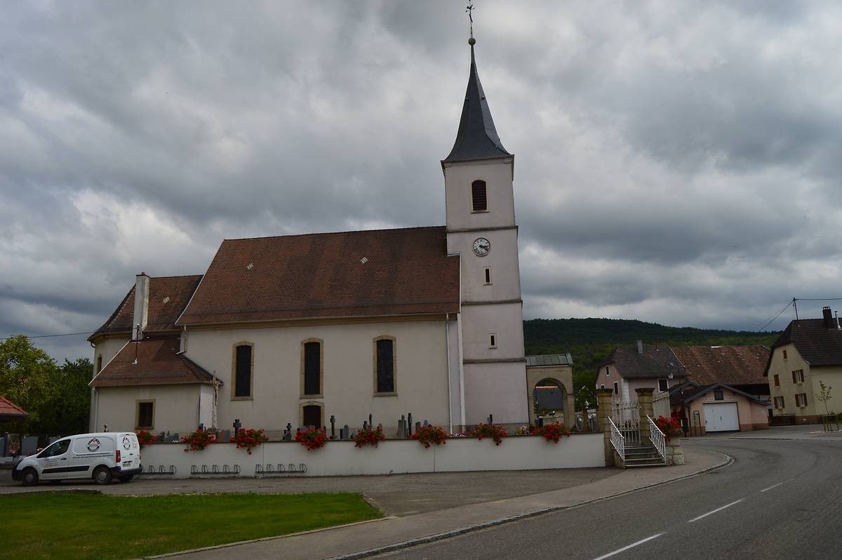 eglise saint joseph de moernach
