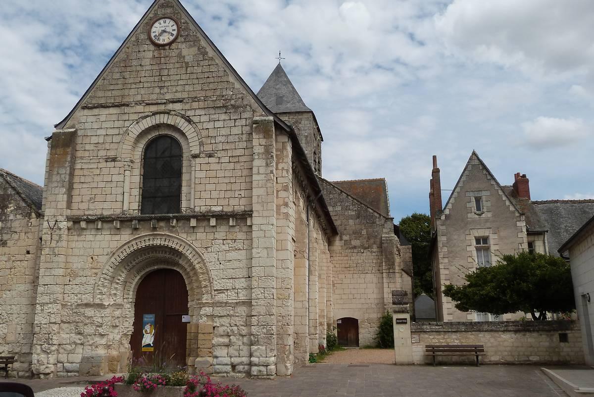 EGLISE SAINT-GILLES DE L'ILE-BOUCHARD