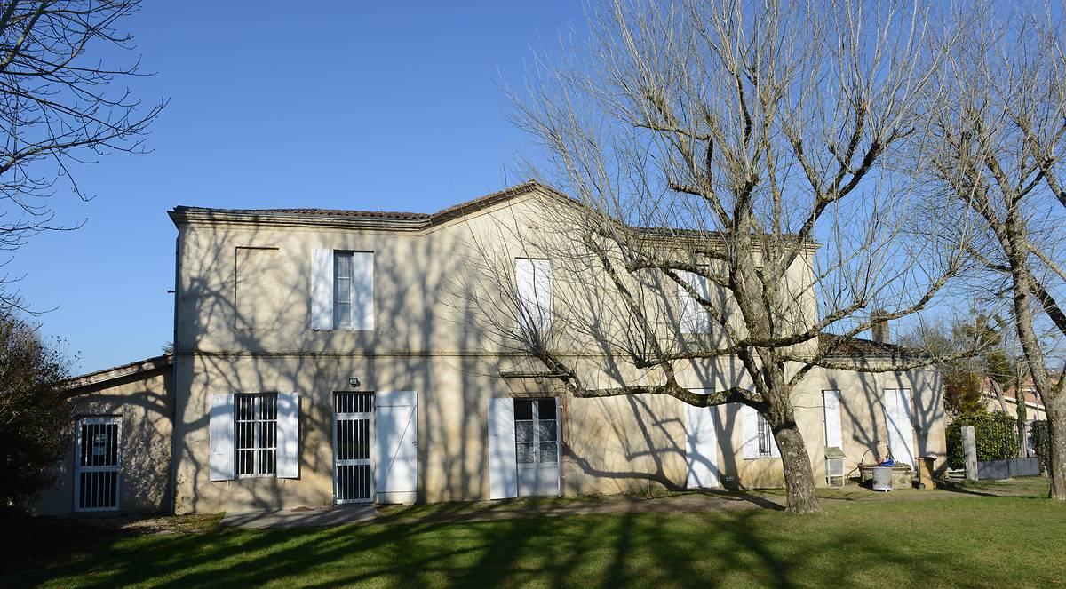 Presbytère de Tresses, Gironde