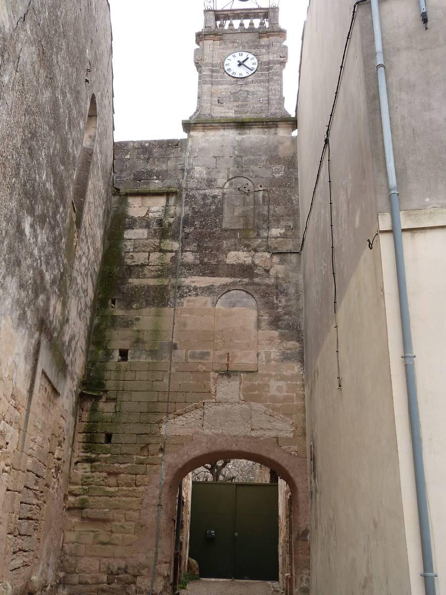 ANCIEN CHÂTEAU DE SAINT-CHRISTOL