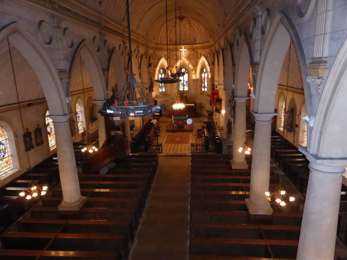Eglise de Saint-Pierre-en-Port