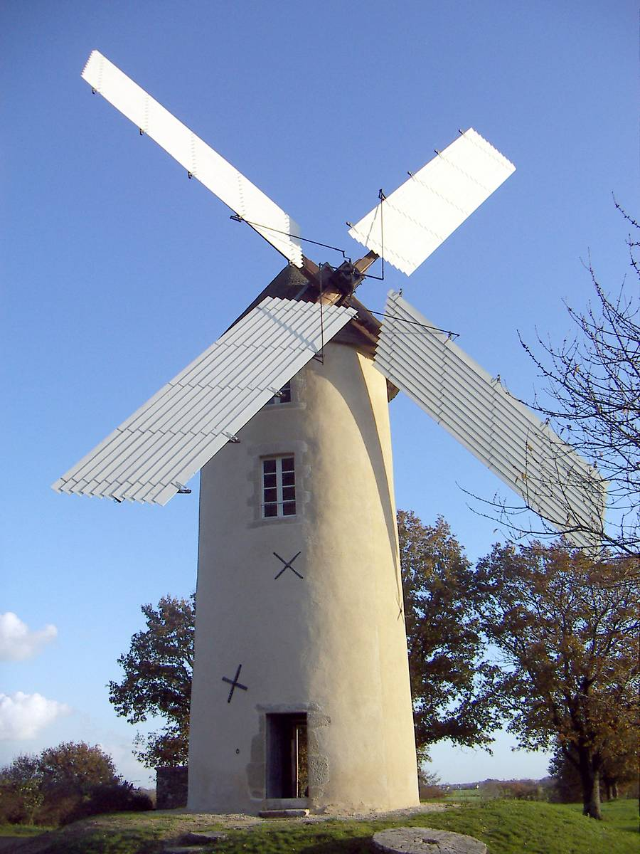 MOULIN DE BEL AIR A LA RABATELIERE