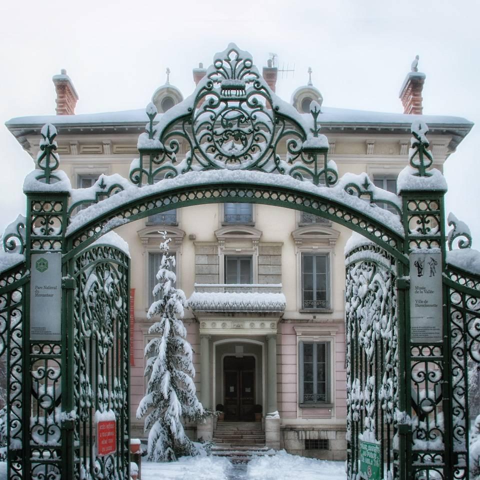 VILLA LA SAPINIERE - MUSEE DE LA VALLEE