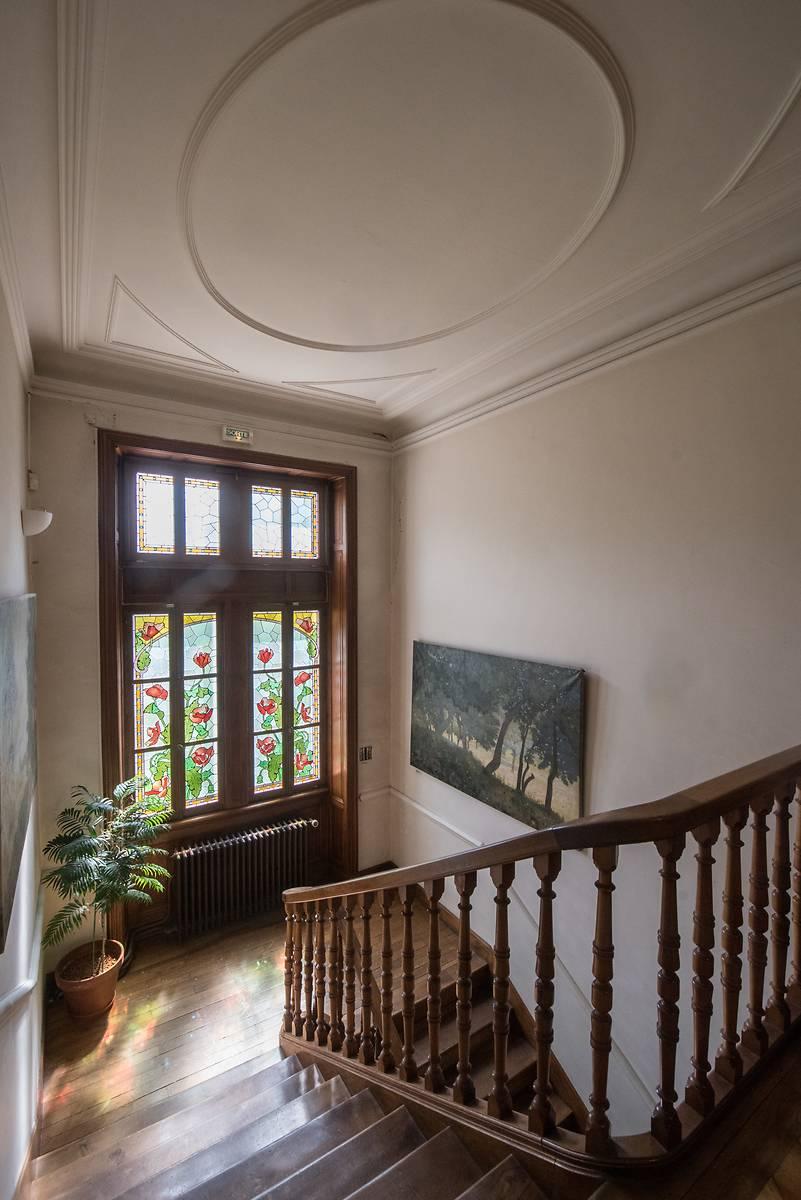 VILLA LA SAPINIERE - MUSEE DE LA VALLEE - BARCELONNETTE