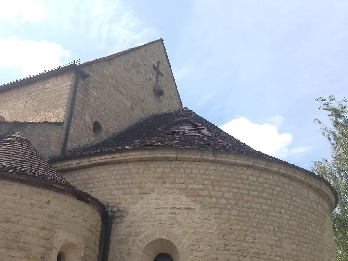 Eglise romane de Feldbach