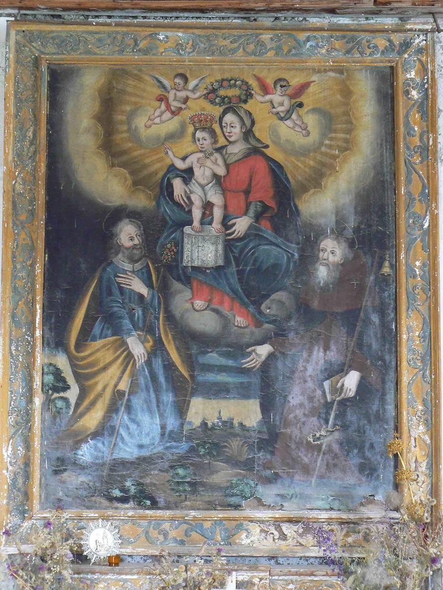 CHAPELLE DE PRA ROUBAUD - ABRIES