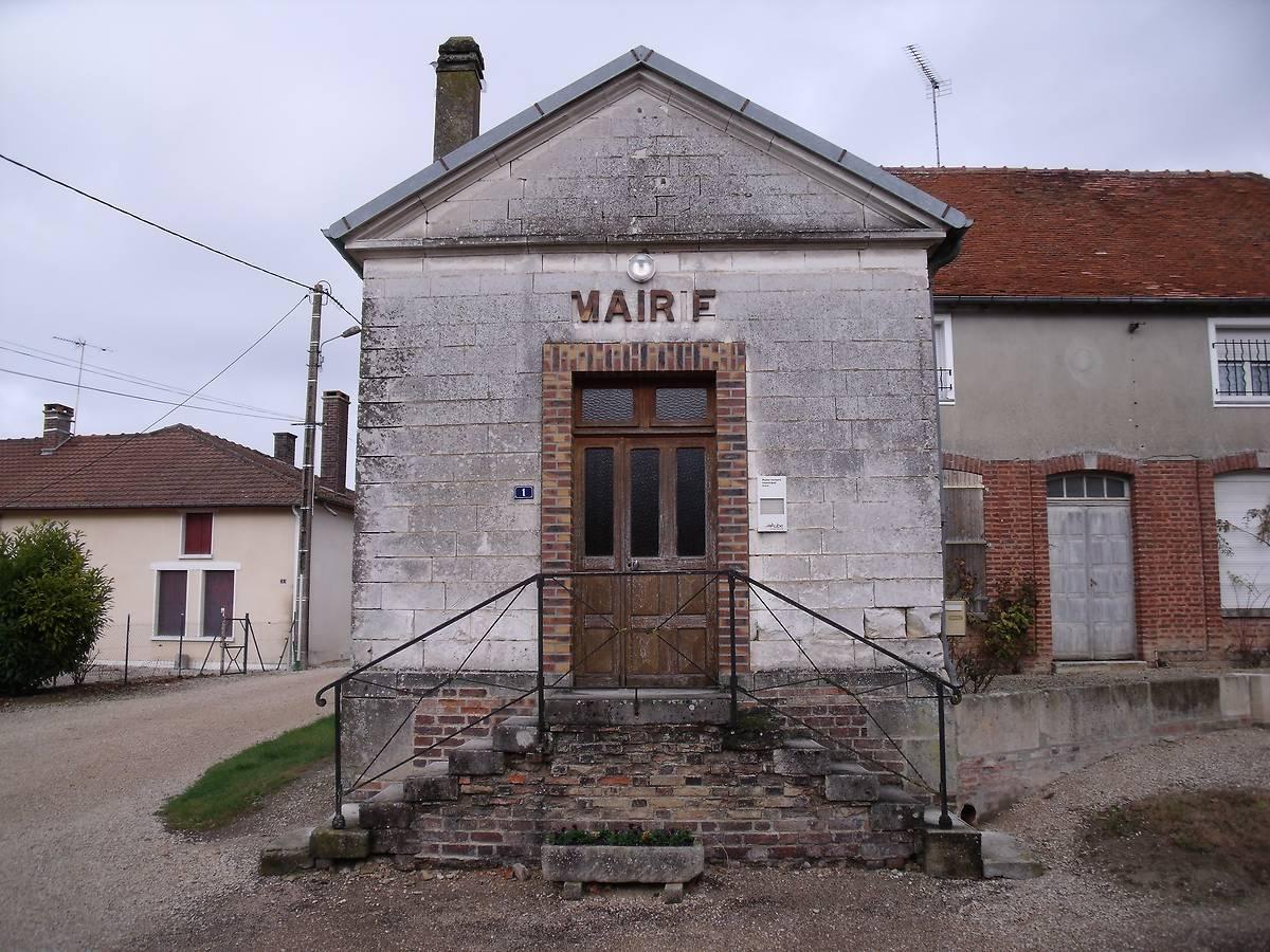 Mairie école de Braux