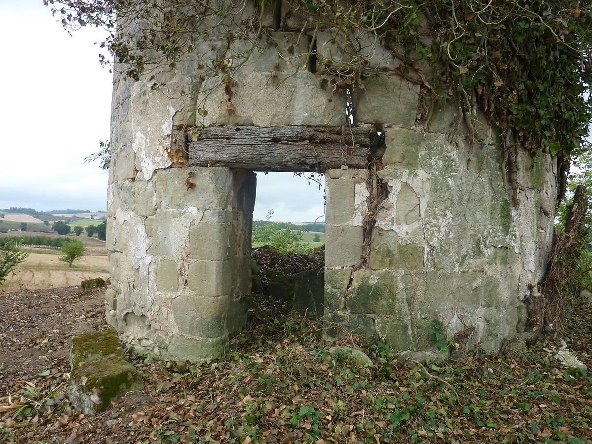 Moulin de Montignac de Lauzun, Lot-et-Garonne
