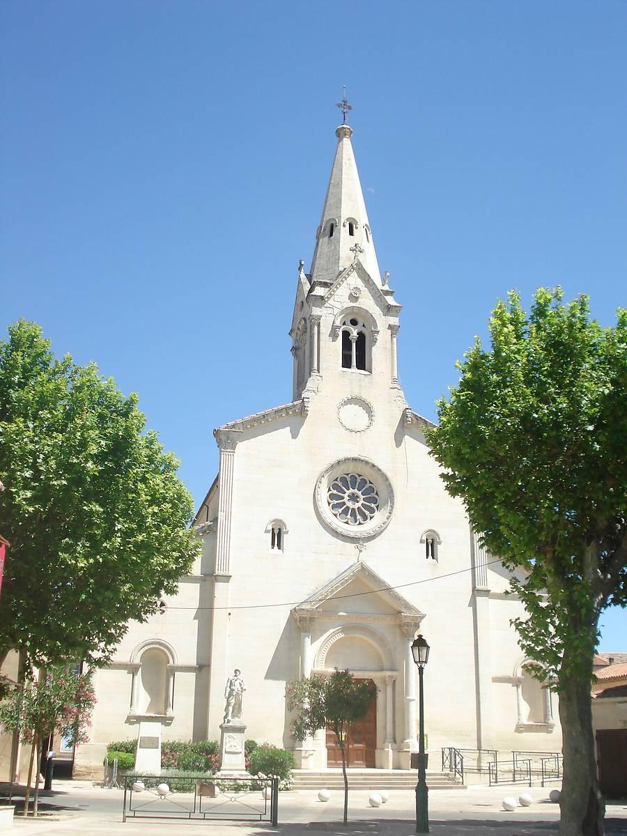 CLOCHE DE L EGLISE PAROISSIALE- SAINTE CECILE LES VIGNES
