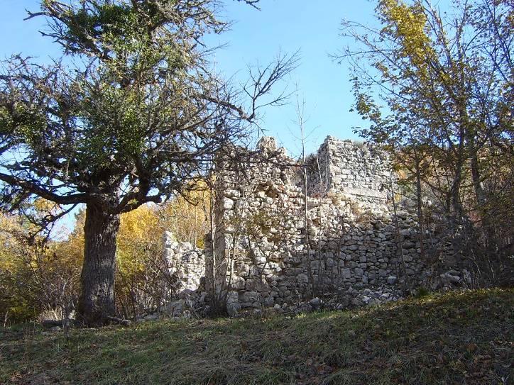 Chapelle Saint-Martin et Tour des Templiers