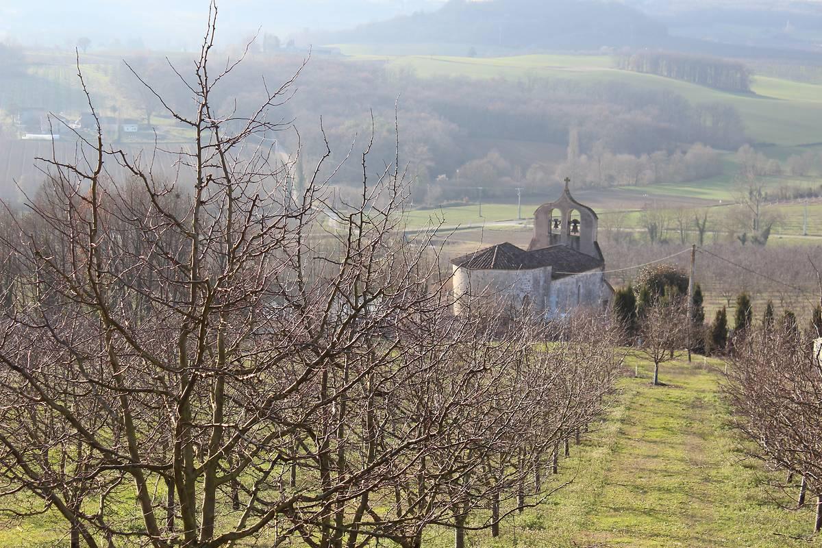 Eglise de Cailladelles